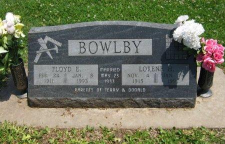 BOWLBY, LORENE H - Cowley County, Kansas | LORENE H BOWLBY - Kansas Gravestone Photos