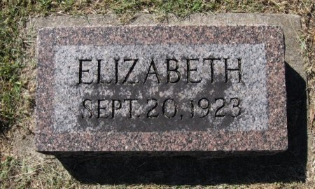 BROTHERS, ELIZABETH - Cowley County, Kansas | ELIZABETH BROTHERS - Kansas Gravestone Photos