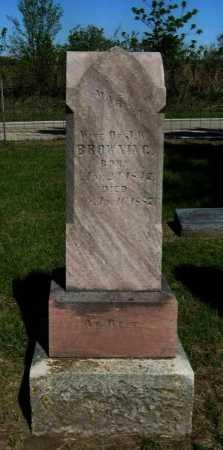 BROWNING, MARY ANN - Cowley County, Kansas | MARY ANN BROWNING - Kansas Gravestone Photos