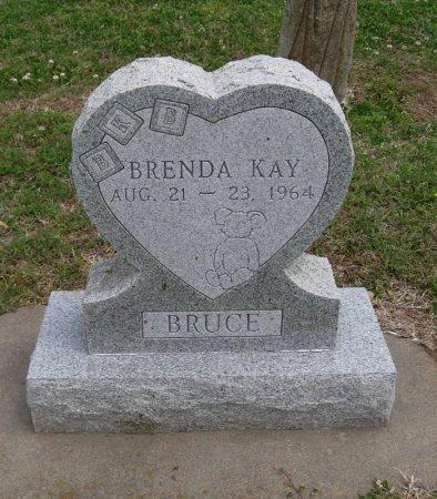 BRUCE, BRENDA KAY - Cowley County, Kansas | BRENDA KAY BRUCE - Kansas Gravestone Photos