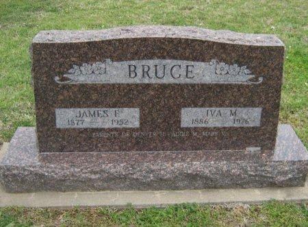 BRUCE, IVA MARY - Cowley County, Kansas   IVA MARY BRUCE - Kansas Gravestone Photos