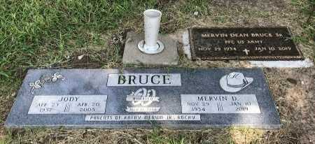 BRUCE, JUDY - Cowley County, Kansas | JUDY BRUCE - Kansas Gravestone Photos