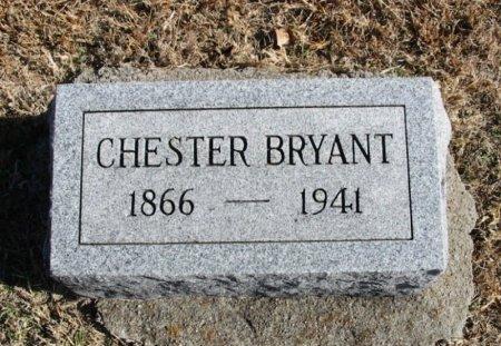 BRYANT, CHESTER  - Cowley County, Kansas | CHESTER  BRYANT - Kansas Gravestone Photos