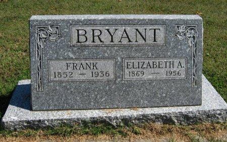 BRYANT, FRANK - Cowley County, Kansas | FRANK BRYANT - Kansas Gravestone Photos