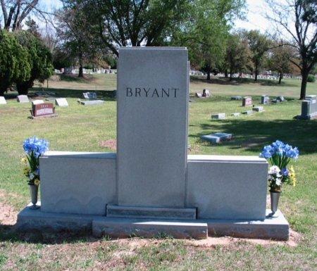 BRYANT, FAMILY STONE - Cowley County, Kansas | FAMILY STONE BRYANT - Kansas Gravestone Photos
