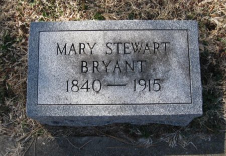 BRYANT, MARY - Cowley County, Kansas   MARY BRYANT - Kansas Gravestone Photos