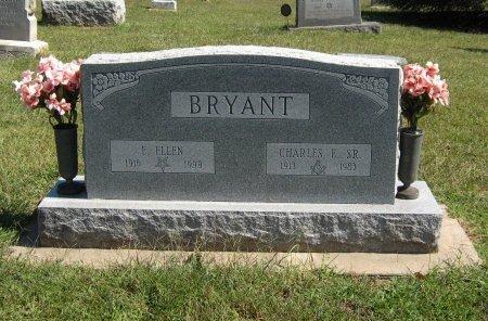 BRYANT, CHARLES E, SR - Cowley County, Kansas   CHARLES E, SR BRYANT - Kansas Gravestone Photos