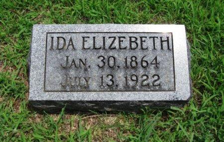 CARDER, IDA ELIZABETH - Cowley County, Kansas | IDA ELIZABETH CARDER - Kansas Gravestone Photos