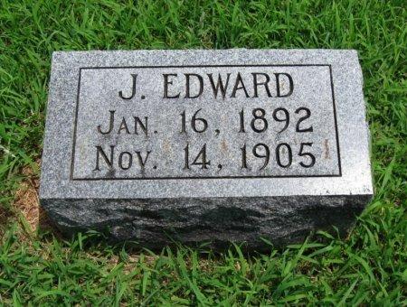 CARDER, JAMES EDWARD - Cowley County, Kansas | JAMES EDWARD CARDER - Kansas Gravestone Photos