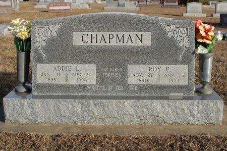 "CHAPMAN, ADELINE LURINE :ADDIE"" - Cowley County, Kansas | ADELINE LURINE :ADDIE"" CHAPMAN - Kansas Gravestone Photos"
