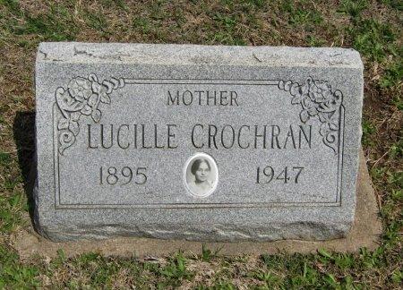 CROCHRAN, LUCILLE - Cowley County, Kansas | LUCILLE CROCHRAN - Kansas Gravestone Photos