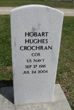 CROCHRAN, HOBART HUGHES (VETERAN WWII) - Cowley County, Kansas | HOBART HUGHES (VETERAN WWII) CROCHRAN - Kansas Gravestone Photos