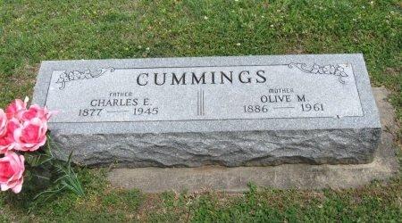 CUMMINGS, OLIVE MODESTA - Cowley County, Kansas   OLIVE MODESTA CUMMINGS - Kansas Gravestone Photos