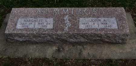 CUMMINGS, JOHN A - Cowley County, Kansas   JOHN A CUMMINGS - Kansas Gravestone Photos