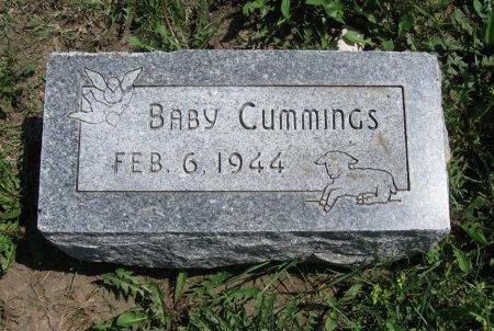 CUMMINGS, INFANT DAUGHTER - Cowley County, Kansas   INFANT DAUGHTER CUMMINGS - Kansas Gravestone Photos