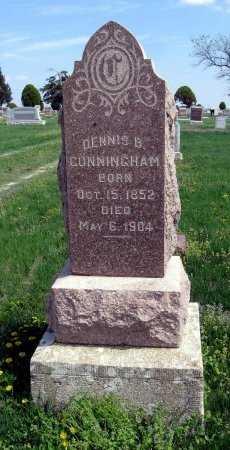 CUNNINGHAM, DENNIS B - Cowley County, Kansas | DENNIS B CUNNINGHAM - Kansas Gravestone Photos