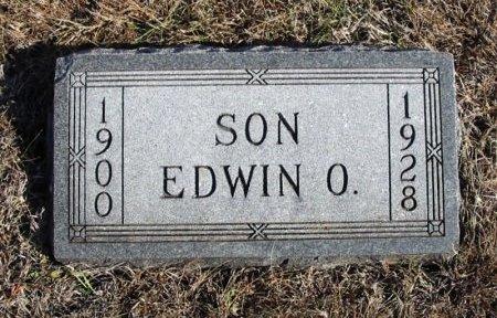 CUNNINGHAM, EDWIN OLIVER - Cowley County, Kansas | EDWIN OLIVER CUNNINGHAM - Kansas Gravestone Photos