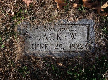 CUNNINGHAM, JACK W - Cowley County, Kansas | JACK W CUNNINGHAM - Kansas Gravestone Photos