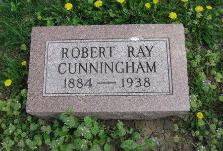 CUNNINGHAM, ROBERT RAY - Cowley County, Kansas   ROBERT RAY CUNNINGHAM - Kansas Gravestone Photos