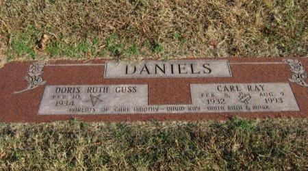 DANIELS, CARL RAY - Cowley County, Kansas   CARL RAY DANIELS - Kansas Gravestone Photos