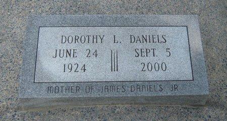 DANIELS, DOROTHY L - Cowley County, Kansas | DOROTHY L DANIELS - Kansas Gravestone Photos