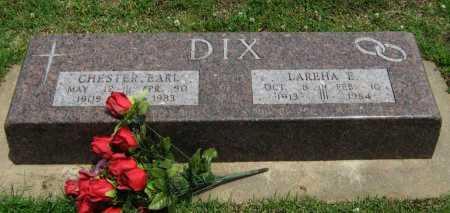 DIX, LAREHA ELEANOR - Cowley County, Kansas   LAREHA ELEANOR DIX - Kansas Gravestone Photos