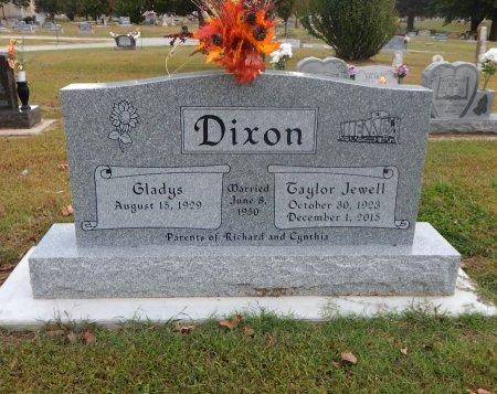 DIXON, GLADYS - Cowley County, Kansas   GLADYS DIXON - Kansas Gravestone Photos