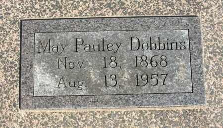 DOBBINS, MAY  - Cowley County, Kansas   MAY  DOBBINS - Kansas Gravestone Photos