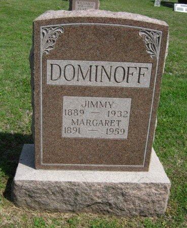 DOMINOFF, JIMMY - Cowley County, Kansas | JIMMY DOMINOFF - Kansas Gravestone Photos