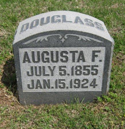 DOUGLASS, AUGUSTA F - Cowley County, Kansas   AUGUSTA F DOUGLASS - Kansas Gravestone Photos