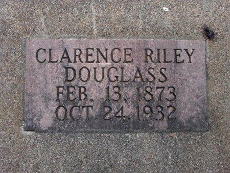 DOUGLASS, CLARENCE RILEY - Cowley County, Kansas | CLARENCE RILEY DOUGLASS - Kansas Gravestone Photos