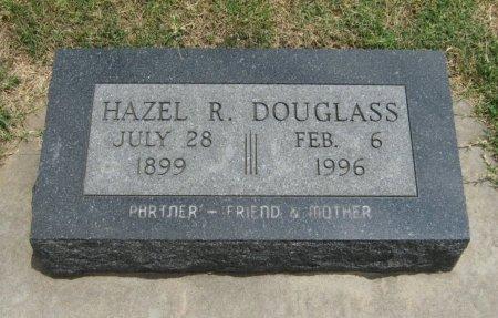 DOUGLASS, HAZEL R - Cowley County, Kansas   HAZEL R DOUGLASS - Kansas Gravestone Photos