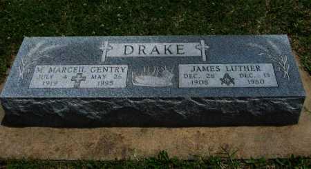DRAKE, JAMES LUTHER - Cowley County, Kansas   JAMES LUTHER DRAKE - Kansas Gravestone Photos