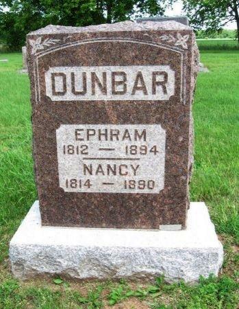 DUNBAR, EPHRAIM MARSHALL - Cowley County, Kansas | EPHRAIM MARSHALL DUNBAR - Kansas Gravestone Photos