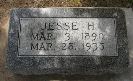 DUNBAR, JESSE HERBERT - Cowley County, Kansas   JESSE HERBERT DUNBAR - Kansas Gravestone Photos