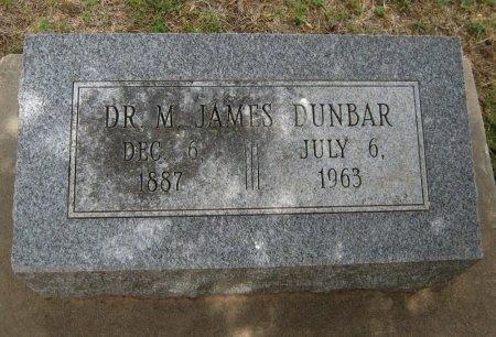 DUNBAR, MILTON JAMES - Cowley County, Kansas | MILTON JAMES DUNBAR - Kansas Gravestone Photos