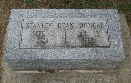 DUNBAR, STANLEY DEAN - Cowley County, Kansas   STANLEY DEAN DUNBAR - Kansas Gravestone Photos