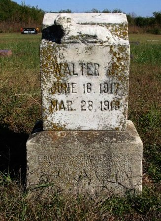 EASLEY, WALTER J - Cowley County, Kansas   WALTER J EASLEY - Kansas Gravestone Photos