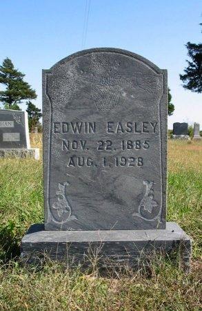 EASLEY, EDWIN - Cowley County, Kansas | EDWIN EASLEY - Kansas Gravestone Photos