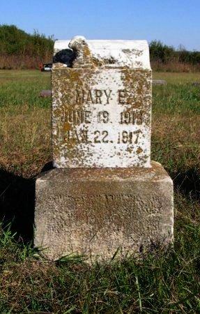 EASLEY, MARY E - Cowley County, Kansas | MARY E EASLEY - Kansas Gravestone Photos