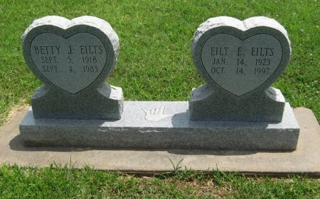 EILTS, EILT E - Cowley County, Kansas   EILT E EILTS - Kansas Gravestone Photos
