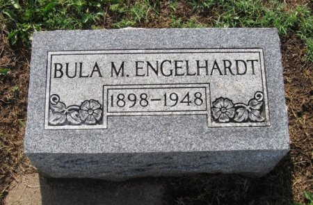 ENGELHARDT, BULA MARIE - Cowley County, Kansas   BULA MARIE ENGELHARDT - Kansas Gravestone Photos