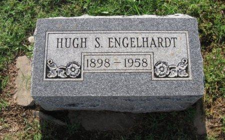 ENGELHARDT, HUGH SYLVESTER (VETERAN WWI) - Cowley County, Kansas | HUGH SYLVESTER (VETERAN WWI) ENGELHARDT - Kansas Gravestone Photos