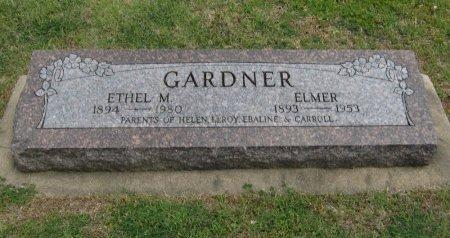 GARDNER, ETHEL MAY - Cowley County, Kansas | ETHEL MAY GARDNER - Kansas Gravestone Photos