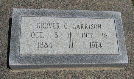 GARRISON, GROVER C - Cowley County, Kansas | GROVER C GARRISON - Kansas Gravestone Photos