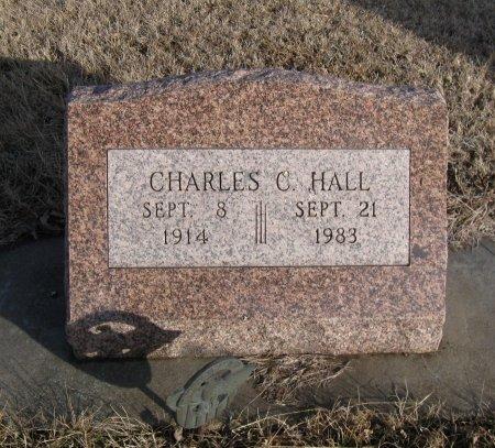 HALL, CHARLES C - Cowley County, Kansas | CHARLES C HALL - Kansas Gravestone Photos