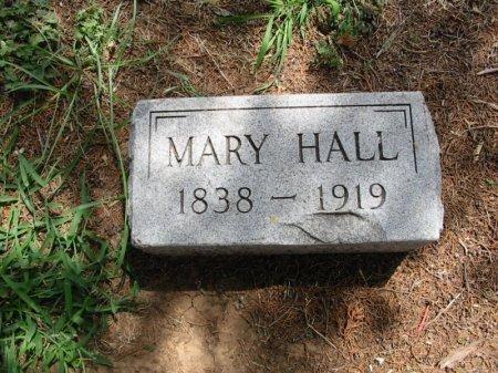 HALL, MARY JANE - Cowley County, Kansas | MARY JANE HALL - Kansas Gravestone Photos