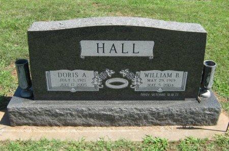 HALL, DORIS ALINE - Cowley County, Kansas | DORIS ALINE HALL - Kansas Gravestone Photos