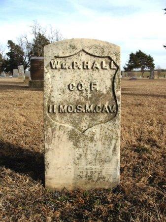 HALL, WILLIAM P  (VETERAN UNION) - Cowley County, Kansas | WILLIAM P  (VETERAN UNION) HALL - Kansas Gravestone Photos