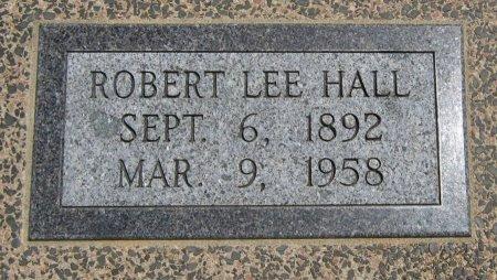 HALL, ROBERT LEE (VETERAN WWI) - Cowley County, Kansas | ROBERT LEE (VETERAN WWI) HALL - Kansas Gravestone Photos